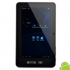 "7"" Capacitive Android 4.0 Tablet w/ HDMI / WiFi / G-Sensor / Camera / TF - White (A10 1.2GHz / 4GB)"
