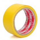 Self-Adhesive Hazard Warning PVC Tape - Yellow (4.5CM x 18M)