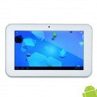 "Ampe A76 Elite 7"" Capacitive Android 4.0 Tablet w/ WiFi / TF / Camera - White (A13 1.0GHz / 8GB)"