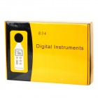 "USB 2.2"" LCD Digital Sound Level Meter - Branco (1 x 6F22)"