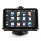 "TG501E6 5.0"" Touch Screen WinCE 6.0 GPS Navigator w/ Bluetooth / AV-IN (4GB TF Card w/ Europe Map)"