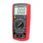 "UNI-T UT603 2.7"" LCD Digital Inductance Capacitance Tester - Red + Grey (1 x 9V)"