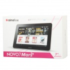 "Ainol NOVO7 Mars 7.0"" Capacitive Touch Screen Android 4.0 Tablet PC w/ Wi-Fi / Camera / USB - Black"