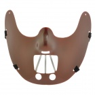 The Silence of The Lambs Style Plastic Face Mask