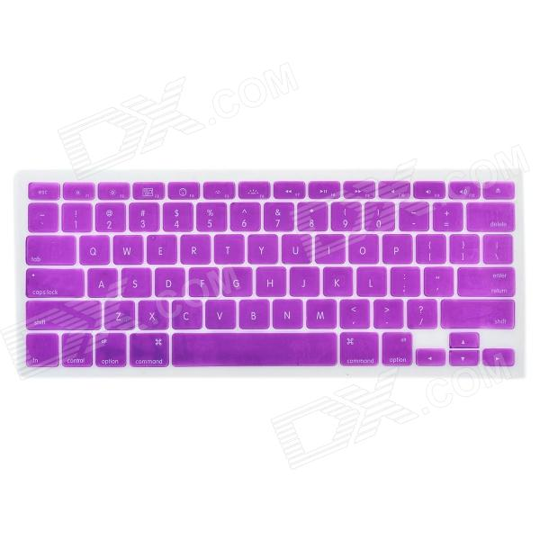 Protective Silicone Keyboard Cover Skin Protector Guard for MacBook 13.3
