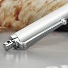 Aluminum Alloy Stylus Pen for Samsung Galaxy S3 + HTC + More - Silver