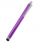 Stylish Aluminum Alloy Stylus Pen for Samsung Galaxy S3 / i9300 / HTC ONE X / ONE S - Purple
