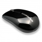 BD-5-1 2.4GHz Wireless 1600DPI Optical Mouse with USB Receiver - Black (2 x AAA)