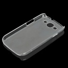 Protective ABS Case for Samsung Galaxy S3 i9300 - Transparent
