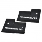Roswheel Bicycle Front Fork Protecting Cover - Black (Pair)