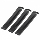 Roswheel Bike Bicycle Repair Tool POM Tire Levers - Black (3PCS)