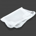 Protective Silicone Case Cover for Wii Fit Balance Board - White