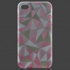 Rock Protective PC Back Case for Iphone 4 / 4S