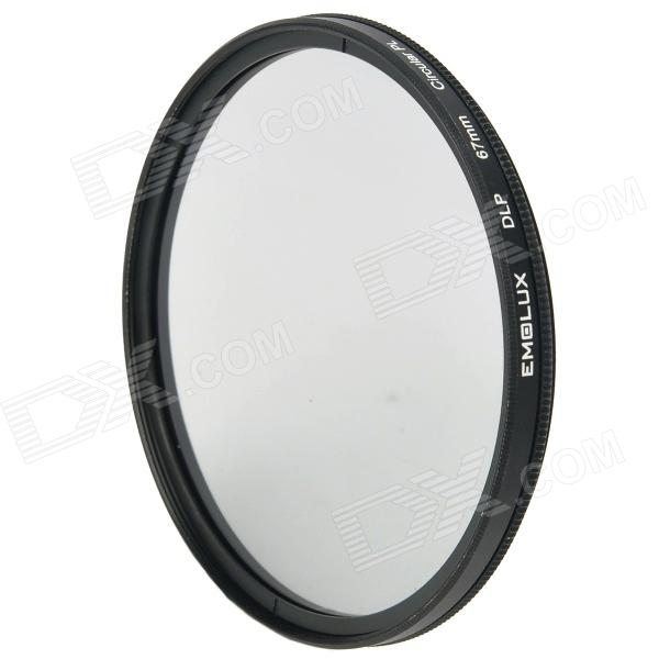 EMOLUX SMQ5519 Low Profile LP Circular Polarizer Filter - Black (67mm) 5519 g5519 page 7