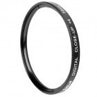 Emolux SQM6022 Close Up (+4) Lens Filter - Black (58mm)