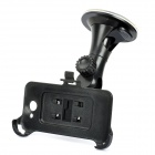 Car Swivel Suction Cup Mount Holder for HTC ONE X / S720E