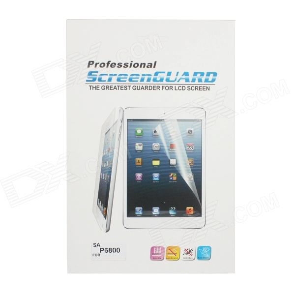 Anti-Scratches Screen Protector for Samsung Galaxy Tab P6800 / 6810