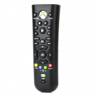 Genuine Xbox 360 Wireless DVD Remote Controller - Black (2 x AA)