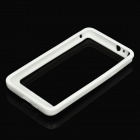 Protective ABS Bumper Frame for Samsung i9100 - White