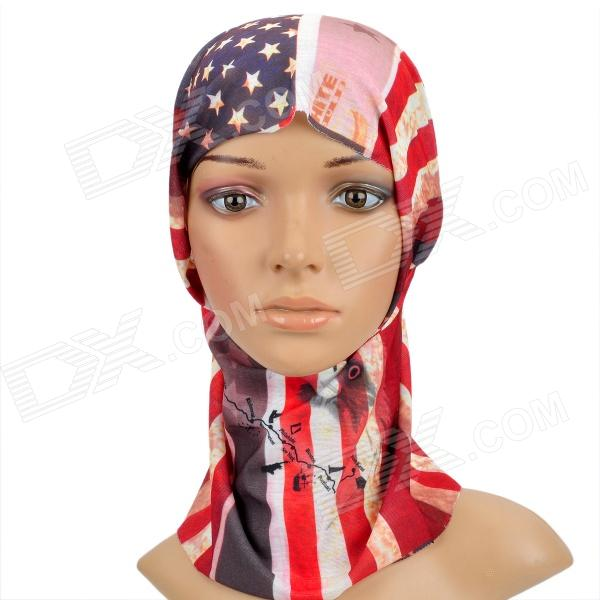 Multifunction Outdoor Cycling Seamless Head Scarf