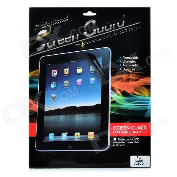 High Quality Screen Protector for Acer Iconia Tab A200