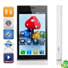 "LT26 Android 2.3 WCDMA Bar Phone w/ 4.3"" Capacitive, GPS, Wi-Fi and Dual-SIM - White"