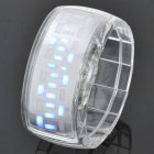 Fashion LED Digital Bracelet Watch (1 x CR2032 )