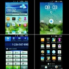 "Huawei U8661 Android 2.3 Bar Phone w/ 3.5"" Capacitive, Dual-SIM, GPS and Wi-Fi - Black"