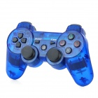 Dualshock 3 SIXAXIS Bluetooth Wireless Controller for Playstation 3 - Transparent Blue