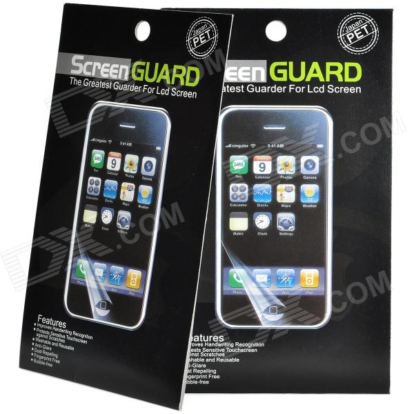 Protective ARM Screen Protector Guard Film for Sony Ericsson LT26i / Xperia S (2 Piece) sony ericsson xperia active billabong edition в украине