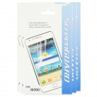 Protective Matte Screen Protector Guard Film for Samsung I9300 Galaxy SIII (5-Piece Pack)