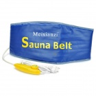 Weight Loss Sauna Slimming Belt - Blue