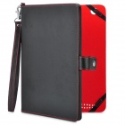 External 4400mAh Emergency Power Battery Charger Protective Case for Ipad 2 / The New Ipad - Black