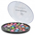 Kiss Beauty JD-9002 Cosmetic Make-Up 36-Color Eye Shadow Kit - Random Color