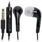 Genuine Samsung 3.5mm In-Ear Earphone with Microphone for i9220 - Black
