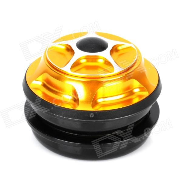CNC Bike Bicycle Scattered Steel-Ball Headset - Golden