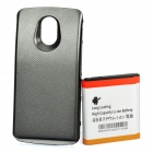 Replacement 3.7V 3800mAh Extended Battery Pack + Back Case for Samsung i515