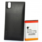 Replacement 3.7V 3600mAh Extended Battery Pack + Back Case for LG Prada K2 / P940