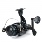 CB140 Professional Plastic Bait Caster Fishing Reel - Black