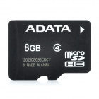 Genuine ADATA Micro SD / TF Memory Card - 8GB (Class 4)