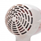 Foldable 800W 2-Mode Hair Dryer - Pink (AC 220V / 2-Flat-Pin Plug)