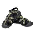 Topsky Outdoor Ravine River Tracing Canyoning Shoes for Men - Army Green (40EUR / Pair)