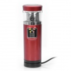 "320ml 78W 0.7"" LED Car Cigarette Powered Heating Cup - Red (DC12V / 71cm)"