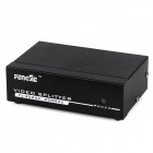 FJ-2504A 1-In 4-Out VGA Splitter - Black (DC 9V)