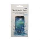 Protective TPU Skin Waterproof Cover Case Bag for Samsung Galaxy Nexus i9250 - Transparent