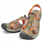 Topsky Outdoor Ravine River Tracing Canyoning Shoes for Women - Grey + Orange (35EUR/Pair)