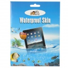 Protective TPU Skin Waterproof Cover Case Bag for Ipad 2 / The New Ipad - Transparent