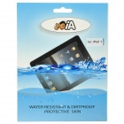 Protective TPU Skin Waterproof Cover Case Bag for iPad - Transparent
