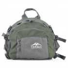 Topsky Outdoor Multifunction Waist Bag / Shoulder Bag - Army Green