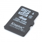 Kingston Micro SDHC / TF Memory Card - 4GB (Class 4)